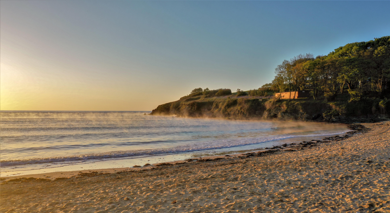 Maenporth Beach Cafe by Luna Rising